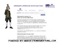 Ranking Webseite hoersketch.de