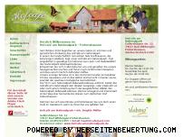Ranking Webseite hofcafe-am-nationalpark.de