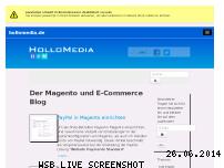 Ranking Webseite hollomedia.de