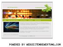Ranking Webseite holosystems.de