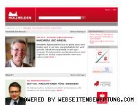 Ranking Webseite holzhelden.de