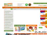 Ranking Webseite holzspielzeugkauf.de