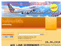 Ranking Webseite hot-url.de