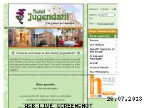 Ranking Webseite hotel-jugendstil.de