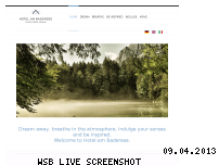 Ranking Webseite hotelambadersee.de