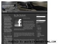 Ranking Webseite hqserver.de