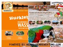 Ranking Webseite huckleberrys-tour.de