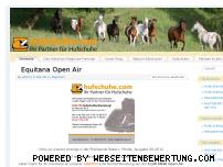 Ranking Webseite hufschuhe.com