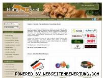 Ranking Webseite hund-und-freizeit.com