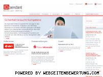 Ranking Webseite idpendant.de