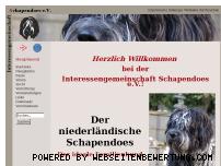 Ranking Webseite ig-schapendoes.de
