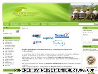 Ranking Webseite ihr-fachversand.de