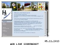 Ranking Webseite ihu-bremen.de
