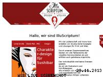 Ranking Webseite illuscriptum.de