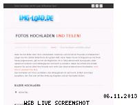Informationen zur Webseite img-load.de