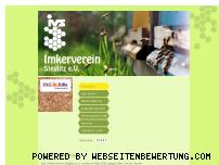 Ranking Webseite imkerverein-steglitz.de