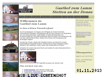 Ranking Webseite imlamm.de