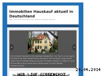Ranking Webseite immobilien-hauskauf.com