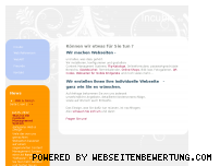 Ranking Webseite incubic.de