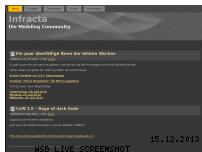 Ranking Webseite infracta.de