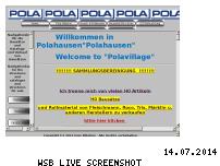 Ranking Webseite ingomoegling.de