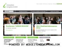 Ranking Webseite innovation-congress.de