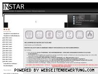 Ranking Webseite instar.de