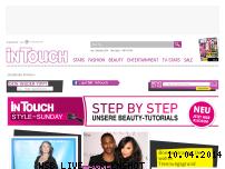 Informationen zur Webseite intouch-magazin.de