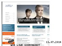 Ranking Webseite invep.de