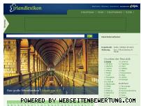 Ranking Webseite irlandlexikon.de