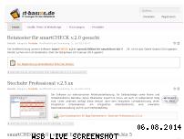Informationen zur Webseite it-basixs.de