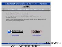 Ranking Webseite ivpp.de