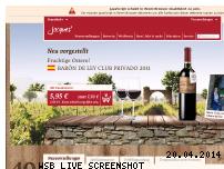 Informationen zur Webseite jacques.de