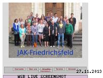 Informationen zur Webseite jak-st-elisabeth.de