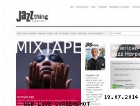 Informationen zur Webseite jazzthing.de