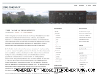 Ranking Webseite jens-kassner.de