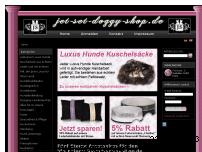 Informationen zur Webseite jet-set-doggy-shop.de