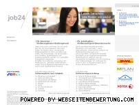 Informationen zur Webseite job24.de