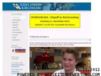 Ranking Webseite judo-kirchham.at