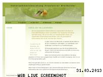 Ranking Webseite juergen-bleiholder.de