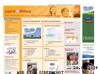 Informationen zur Webseite jugend-und-bildung.de