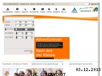Ranking Webseite jugendherberge.de