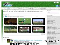 Ranking Webseite justfootball.tv