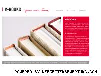 Ranking Webseite k-books.de