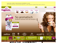 Ranking Webseite kaffeeabo.de