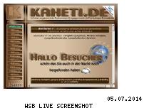 Informationen zur Webseite kaheti.de