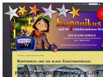 Informationen zur Webseite karponikus.de