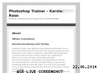 Ranking Webseite karstenrose.com