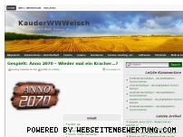 Informationen zur Webseite kauderwwwelsch.de