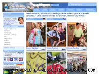 Ranking Webseite kerstins-landhausmode.de